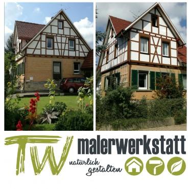 Fachwerkhaus in Bodelshausen