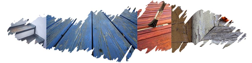 Holz lasieren und lackieren - Malerbetrieb Tobias Walter, Hirrlingen