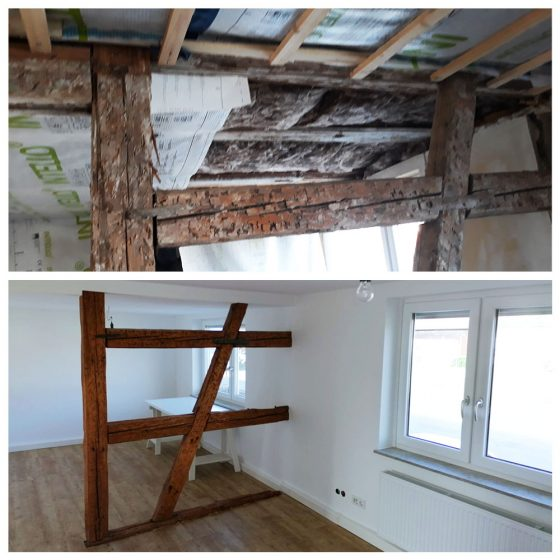 05 Referenzen Renovierung Haus Büro 2020 TW Malerwerkstatt Grosselfingen