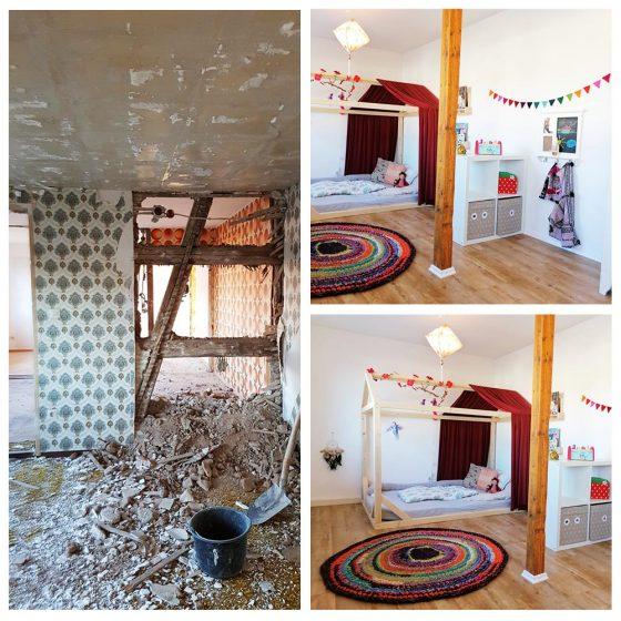 06 Referenzen Renovierung Haus Kinderzimmer 2020 TW Malerwerkstatt Grosselfingen